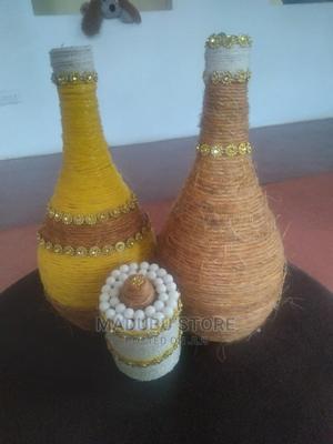 Home Bottle Decor | Arts & Crafts for sale in Dar es Salaam, Kinondoni