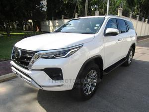 New Toyota Fortuner 2021 White | Cars for sale in Dar es Salaam, Kinondoni