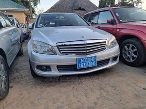 Mercedes-Benz C-Class 2008 Silver   Cars for sale in Dar es Salaam, Kinondoni