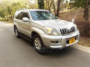 Toyota Land Cruiser Prado 2003 3.0 D-4d Silver | Cars for sale in Dar es Salaam, Kinondoni