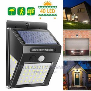 40 LED Solar Bulb | Home Accessories for sale in Dar es Salaam, Kinondoni