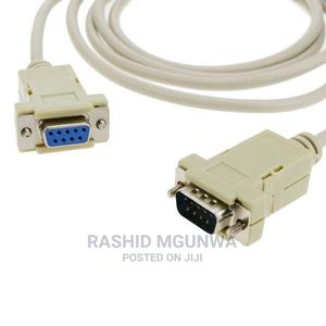DB9 Male to DB9 Female 9C Serial Straight Thru Cable 6 | Accessories & Supplies for Electronics for sale in Dar es Salaam, Ilala