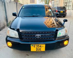 Toyota Kluger 2004 Black | Cars for sale in Dar es Salaam, Ilala