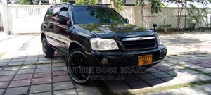 Toyota Kluger 2009 Black   Cars for sale in Dar es Salaam, Kinondoni