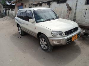 Toyota RAV4 1998 White   Cars for sale in Dar es Salaam, Kinondoni