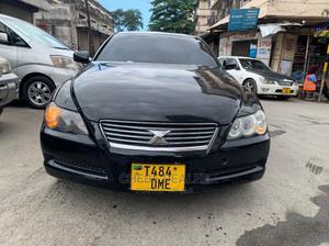 Toyota Mark X 2007 2.5 AWD Black | Cars for sale in Dar es Salaam, Kinondoni