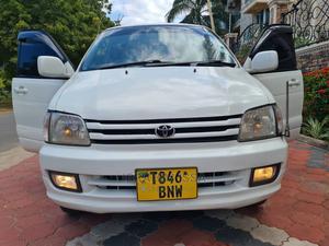 Toyota Noah 2001 White | Cars for sale in Dar es Salaam, Kinondoni