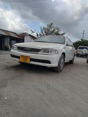 Toyota Carina 1999 2.0 AWD Sedan White | Cars for sale in Dar es Salaam, Kinondoni