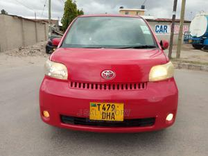 Toyota Porte 2004 1.3 FWD Red   Cars for sale in Dar es Salaam, Kinondoni