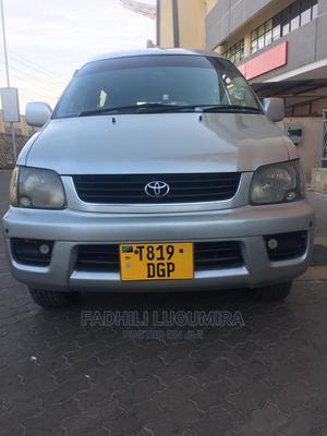Toyota Noah 2002 Silver | Cars for sale in Mwanza Region, Ilemela