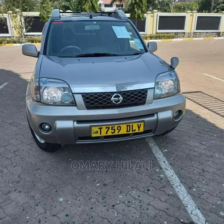 Nissan X-Trail 2004 Automatic Silver   Cars for sale in Ilemela, Mwanza Region, Tanzania
