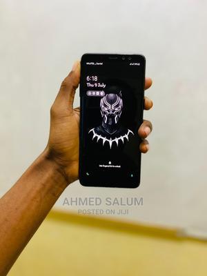 Samsung Galaxy A8 Plus 32 GB Black | Mobile Phones for sale in Dar es Salaam, Kinondoni