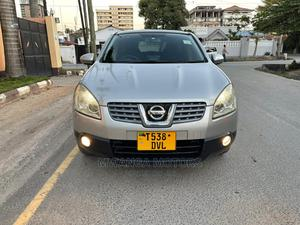 Nissan Dualis 2008 Silver   Cars for sale in Dar es Salaam, Ilala