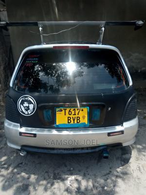 Toyota Starlet 2002 Silver | Cars for sale in Dar es Salaam, Kinondoni