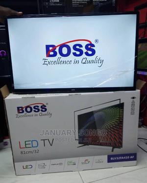 Boss LED TV Inch 32   TV & DVD Equipment for sale in Dar es Salaam, Ilala