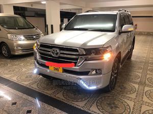 Toyota Land Cruiser 2019 4.5 V8 VXR Silver | Cars for sale in Dar es Salaam, Kinondoni