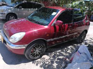 Toyota Duet 2000 Red   Cars for sale in Dar es Salaam, Kinondoni