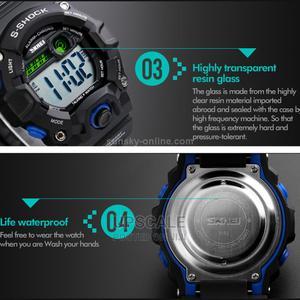 Skmei 1162 Watch   Watches for sale in Dar es Salaam, Kinondoni