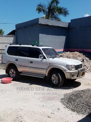Toyota Land Cruiser 1999 90 White | Cars for sale in Dar es Salaam, Temeke