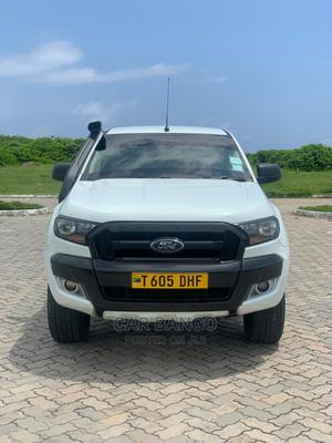 Ford Ranger 2016 White | Cars for sale in Dar es Salaam, Kinondoni
