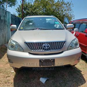 Toyota Harrier 2004 2.4 Gold | Cars for sale in Dar es Salaam, Kinondoni