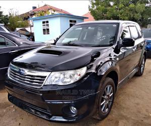 Subaru Forester 2009 Black | Cars for sale in Dar es Salaam, Kinondoni