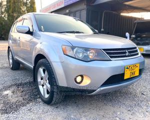 Mitsubishi Outlander 2008 Silver | Cars for sale in Dar es Salaam, Kinondoni