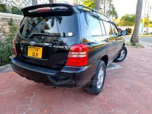 Toyota Kluger 2001 Black | Cars for sale in Dar es Salaam, Kinondoni