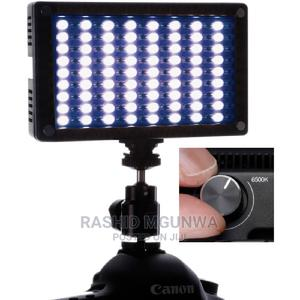 Genaray LED-6200T 144 LED Variable-Color On-Camera Light | Accessories & Supplies for Electronics for sale in Dar es Salaam, Ilala