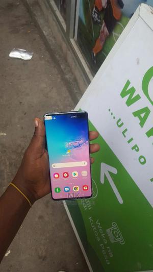 Samsung Galaxy S10 Plus 128 GB Blue   Mobile Phones for sale in Dar es Salaam, Ilala