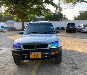 Toyota RAV4 1995 Blue | Cars for sale in Dar es Salaam, Kinondoni