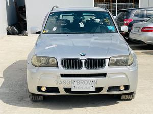 BMW X3 2006 Silver | Cars for sale in Dar es Salaam, Kinondoni
