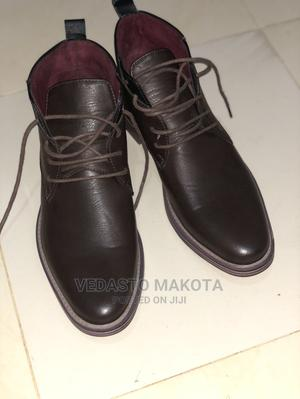 Brown Leather Shoes   Shoes for sale in Dar es Salaam, Kinondoni