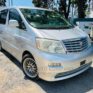Toyota Alphard 2006 Silver | Cars for sale in Dar es Salaam, Ilala