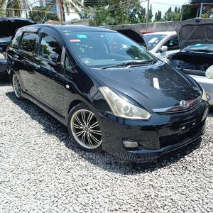 Toyota Wish 2006 Black | Cars for sale in Dar es Salaam, Kinondoni