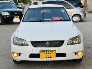 Toyota Altezza 2004 White | Cars for sale in Dar es Salaam, Kinondoni