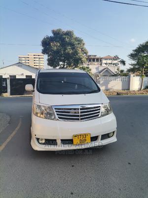 Toyota Alphard 2004 White   Cars for sale in Dar es Salaam, Ilala