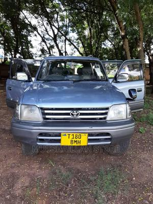 Toyota Land Cruiser Prado 1994 3.0 D Gray | Cars for sale in Morogoro Region, Morogoro Rural
