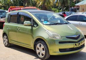Toyota Ractis 2007 Gold | Cars for sale in Dar es Salaam, Kinondoni