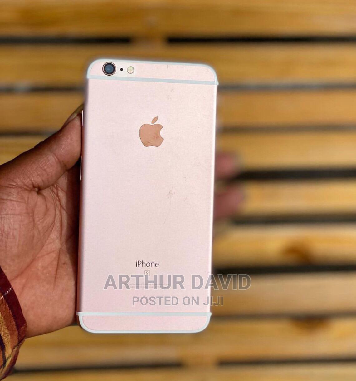 Apple iPhone 6 Plus 16 GB Gold   Mobile Phones for sale in Iringa Municipal, Iringa Region, Tanzania