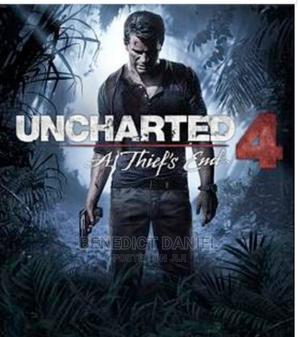 Uncharted 4 Ps4 Cd | Video Games for sale in Dar es Salaam, Temeke
