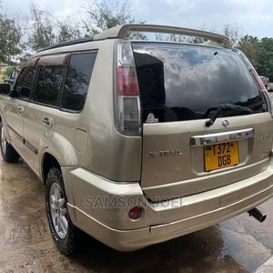 Nissan X-Trail 2005 Gold | Cars for sale in Dar es Salaam, Kinondoni
