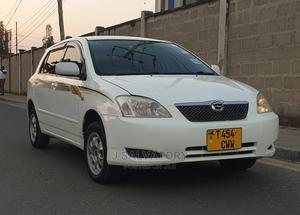 Toyota Corolla RunX 2004 White | Cars for sale in Dar es Salaam, Kinondoni