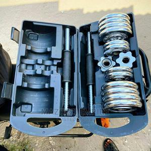 Dumbells Set 30kg | Sports Equipment for sale in Dar es Salaam, Ilala