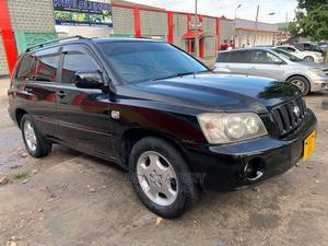 Toyota Vanguard 2003 Matt Black | Cars for sale in Dar es Salaam, Kinondoni