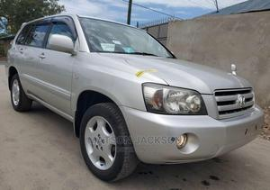Toyota Kluger 2005 Silver | Cars for sale in Dar es Salaam, Kinondoni
