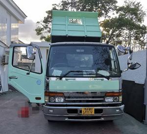 Mitsubishi Fusso Fighter Dump Engine 6D17 | Trucks & Trailers for sale in Dar es Salaam, Kinondoni