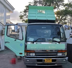 Mitsubishi Canter Truck 1998 Orange   Trucks & Trailers for sale in Dar es Salaam, Kinondoni
