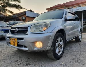 Toyota RAV4 2001 Base AWD Silver | Cars for sale in Dar es Salaam, Kinondoni