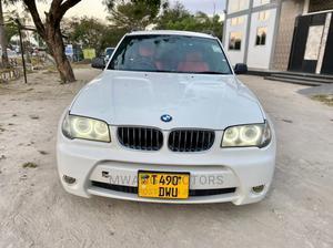 BMW X3 2005 2.5i White | Cars for sale in Dar es Salaam, Kinondoni